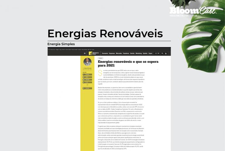 Energia Simples bloomcast