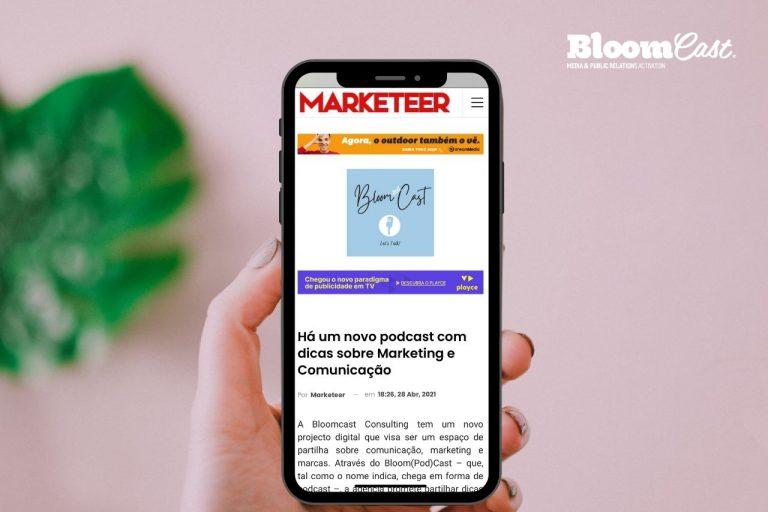 Bloom(Pod)Cast bloomcast marketeer
