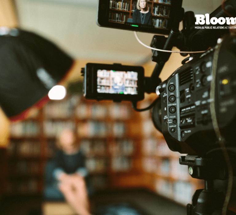 Media training bloomcast consulting