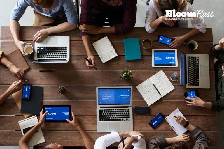 comunicação interna bloomcast