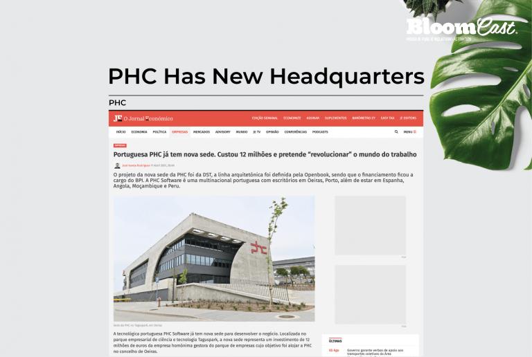 PHC bloomcast